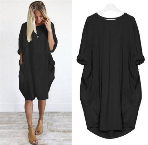robe3 Blouse Ample Lazy