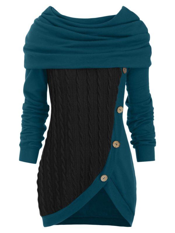 robe pull laine cd12a973 b441 4355 bf1e d0fd7a975c60 Robe En Laine, La Meilleure Robe Prêt-À-Porter Pour Femme En Ligne