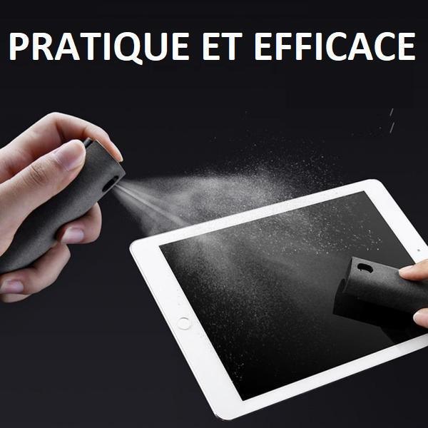 rose1 Spray Nettoyant Pour Ecran De Téléphone - Television - Pc - Mac - Monitorclean™