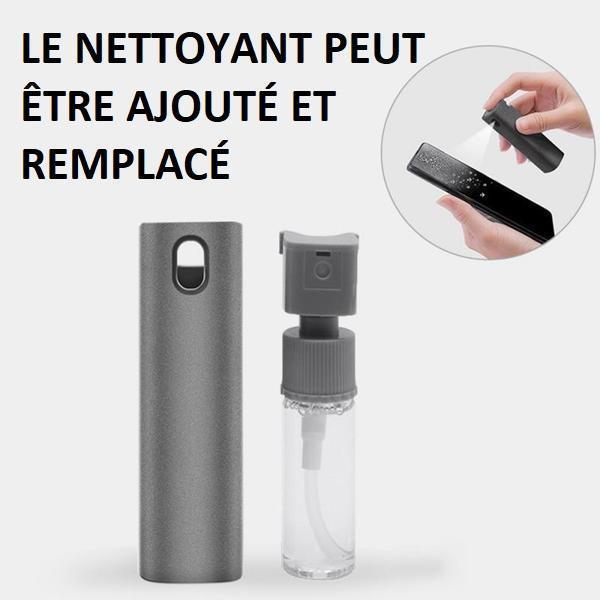 rose4 Spray Nettoyant Pour Ecran De Téléphone - Television - Pc - Mac - Monitorclean™
