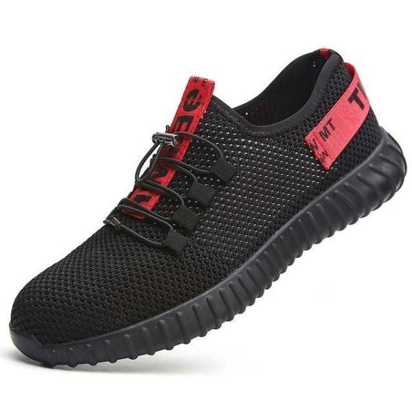 rouge et noir cde7b22e 00af 4137 8c4c b68c74e1c49f Chaussure De Sécurité, L'offre Idéale Pour Protéger Ses Pieds