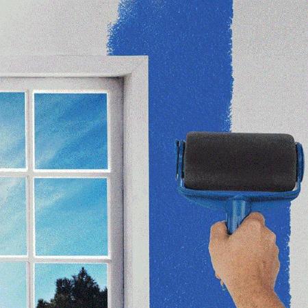 rouleau de peinture avec reservoir Rouleau De Peinture : Dites Adieu Aux Écoulements De Peinture !