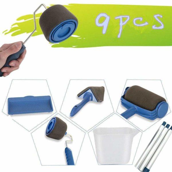 rouleaupeinturereservoir 203a20ef 2366 4c93 abee e421c9ab1696 Le Pack Paint Runner Pro Pour Des Travaux De Peinture Efficaces