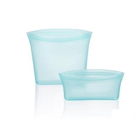 Conteneurs Alimentaires Réutilisables Raton Malin Bleu 2 sacs bleus