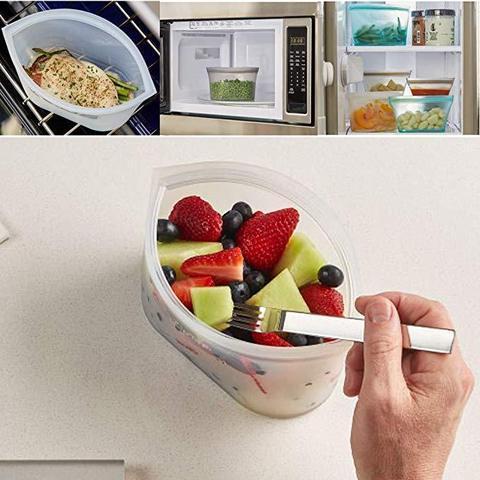 sac2 Conteneurs Alimentaires Réutilisables