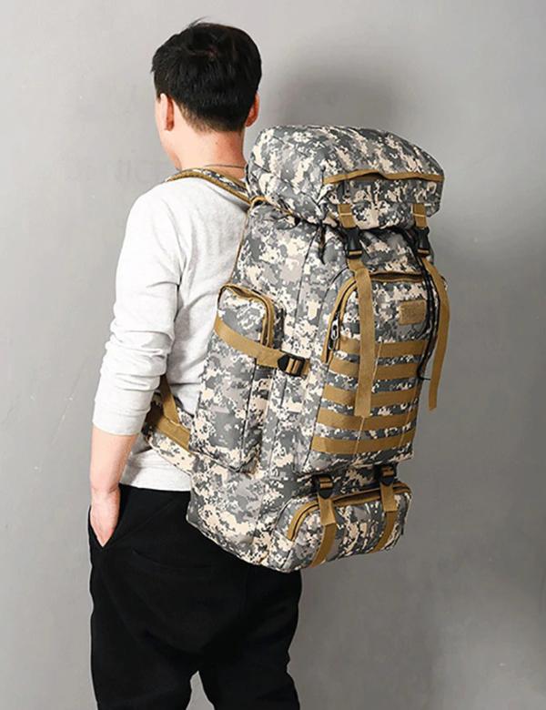 sac militaire 4c8cd9b0 e25f 4199 8202 272b7afac348 Sac À Dos Militaire, Le Meilleur Rangement Pour Ses Randonnées