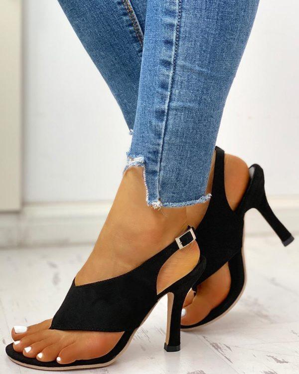 sandalesatalonsconfortables Les Sandales À Talons Confortables Pour Femme