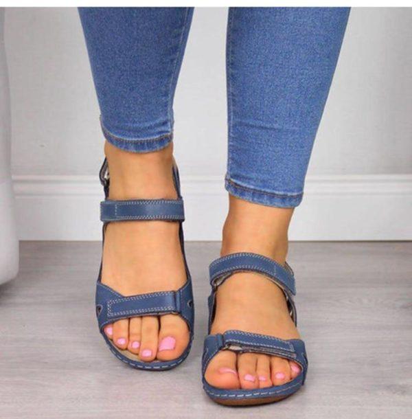 sandalesorthopediques f0ee4f35 8393 4bd9 bfdd de377ba3ccee Les Sandales Orthopédiques Premium Pour Femme À Porter Durant L'été