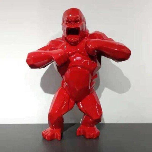 sculptureresine dce96c5a 6bde 4758 862c e6ba274d740f Statue Gorille Résine, Le Meilleur Objet De Décoration En Intérieur