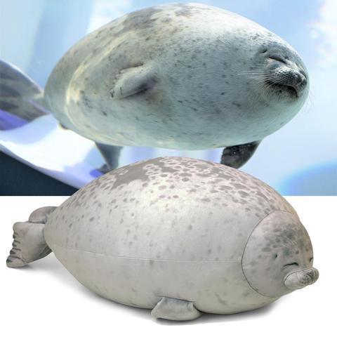 sealfluffy La Merveilleuse Peluche Mr Chubby