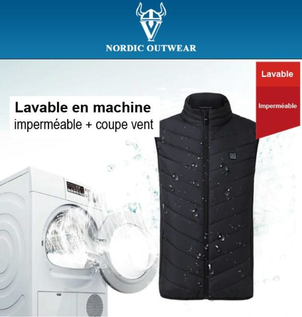 seventh Veste Nordic Outwear