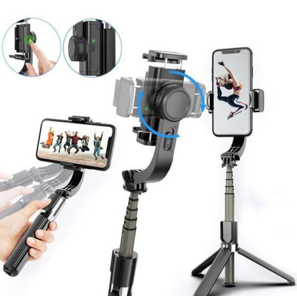 smart2 c5abaac4 aa23 4740 8f25 7db009ac9c38 Stabilisateur Intelligent 3D Pour Smartphone
