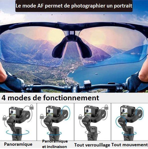 smart5 22169926 2d76 4736 9b1d bb67e9a47c5d Stabilisateur Intelligent 3D Pour Smartphone