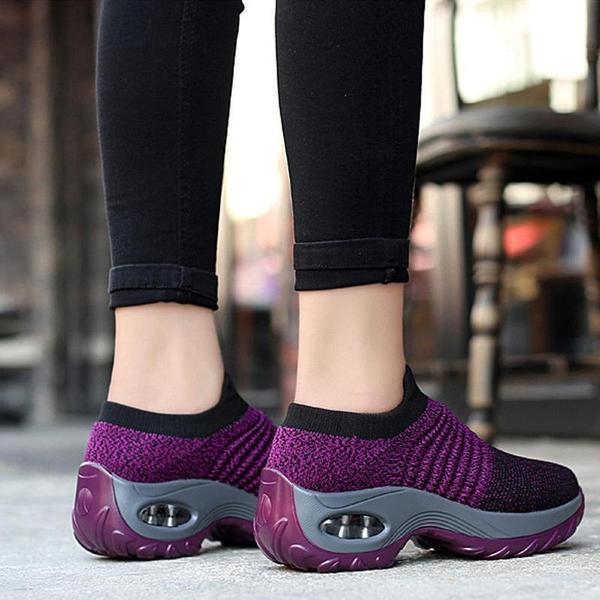 sneakerslesplusconfortables Les Baskets Running Pour Les Séances De Sport