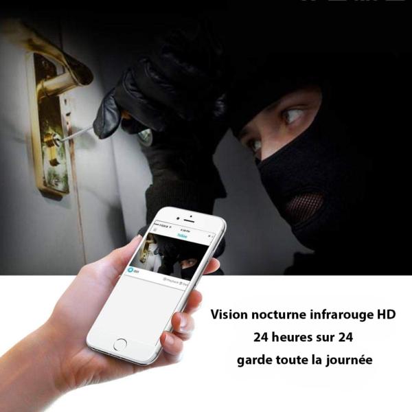 sonnette video wifi Sonnette Connectée Pour Protéger Votre Maison Où Que Vous Soyez !