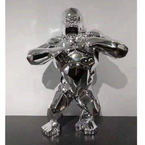 statueenresine 76506254 627b 48df bf5c 061cde3e2008 Statue Gorille Résine, Le Meilleur Objet De Décoration En Intérieur