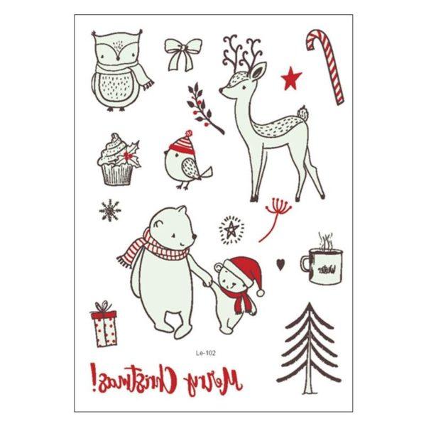 stickersdenoelpourfenetre dc84f0ee 29a9 412d a0aa c09ce1590fc1 Stickers De Noël Pour Fenêtres