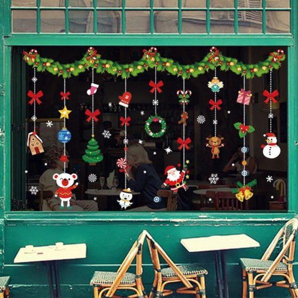 stickerselectrostatiquevitrenoel 3cc5c2b6 8b4b 4bea 984d 11656954ad31 Stickers De Noël Pour Fenêtres