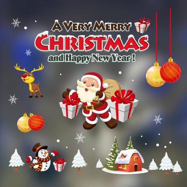 stickersfenetrenoelpascher 143339c0 ea3f 4959 81d3 c9551c5c9620 Stickers De Noël Pour Fenêtres