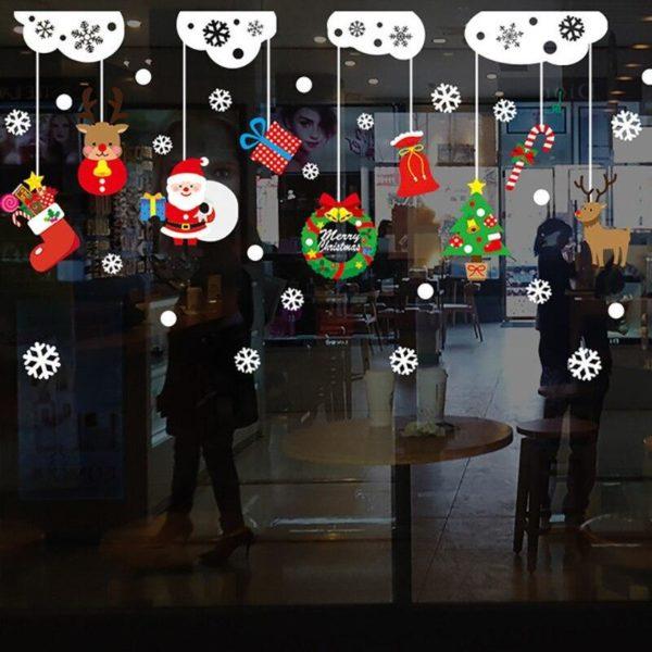 stickersvitresnoel c338b79f b01e 4729 bffe 1a2c692e134f Stickers De Noël Pour Fenêtres