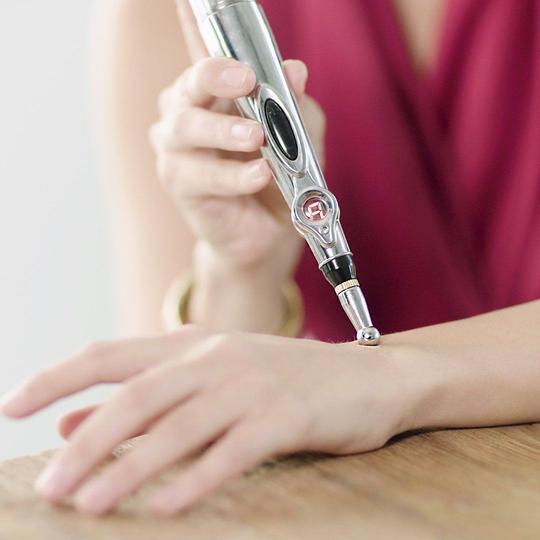 stylo acupression Stylo D'acupuncture Pour Soulager Les Douleurs Chez Soi !