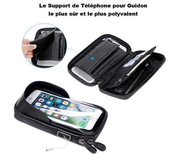 support3 Support De Téléphone Pour Guidon