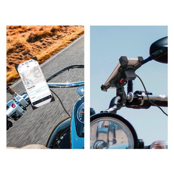 supporttelephonevelo Support Téléphone Vélo/Moto Ultra Pratique