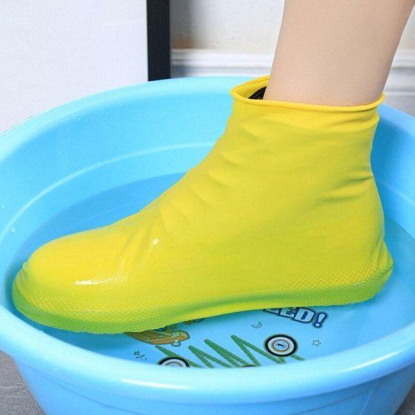 sur chaussure silicone 1 Couvre Chaussure Imperméable, La Meilleure Façon De Protéger Ses Chaussures