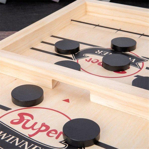 tabledeairhockey Table Air Hockey En Bois