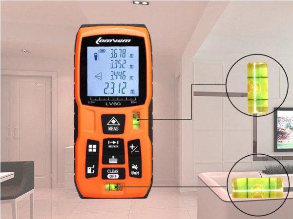 telemetre Télémètre Laser, L'offre En Ligne Pour Mesurer Vos Distances