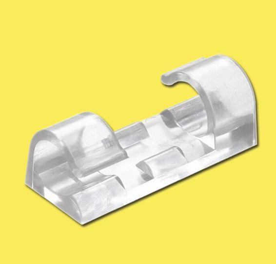 Attache-fils électriques (Lot de 20 pièces) Flash Ventes Transparent