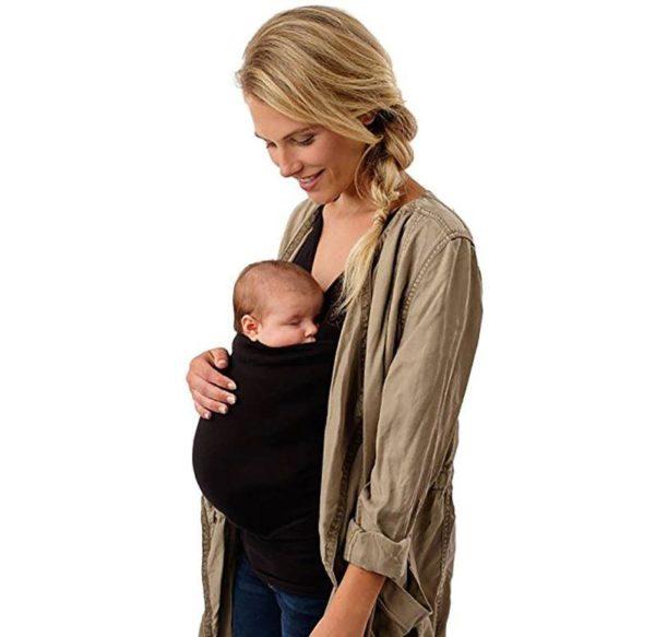 tshirtdeportageamarsupiel Le T-Shirt De Portage Kangourou À Adopter Pour Les Jeunes Parents