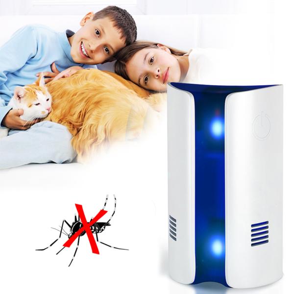 ultrasonantimoustiques Le Répulsif Ultrason Anti-Moustiques Tigres Pour Votre Maison