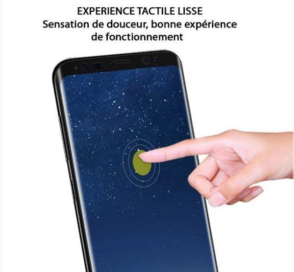 verre protecteur 4 Film De Protection Pour Samsung
