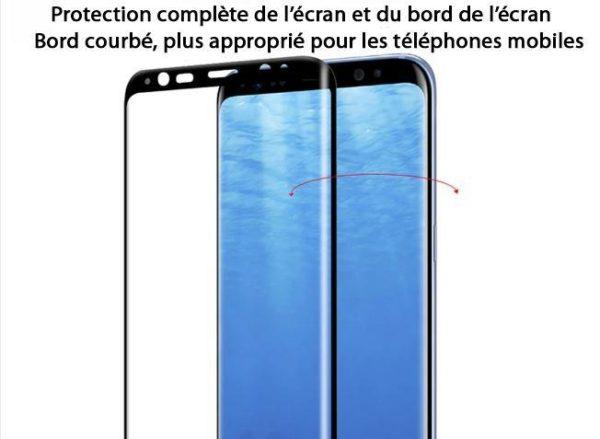 verre protecteur 5 Film De Protection Pour Samsung