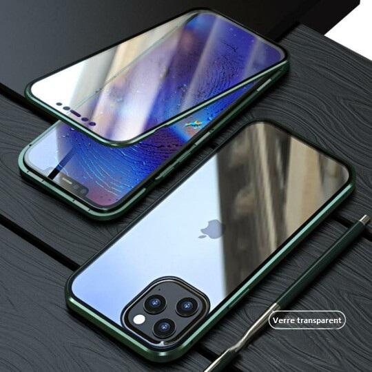 vert 400a7bc3 f402 4332 bf63 18c34a59dab8 Etui Magnétique Pour Iphone