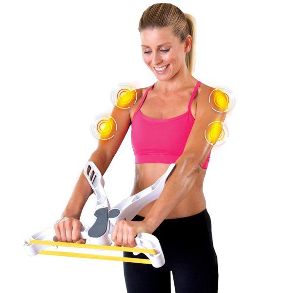 wonder arms amazon Wonder Arms : L'appareil Pour Muscler Les Bras Et Dessiner Le Haut Du Corps !