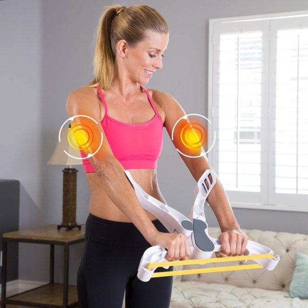 wonder arms avis Wonder Arms : L'appareil Pour Muscler Les Bras Et Dessiner Le Haut Du Corps !
