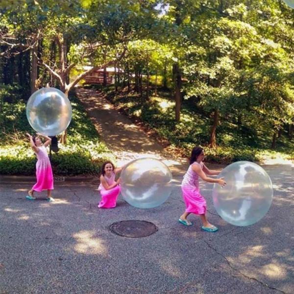 wubble La Bulle Magique Bubble Ball Pour Vos Activités