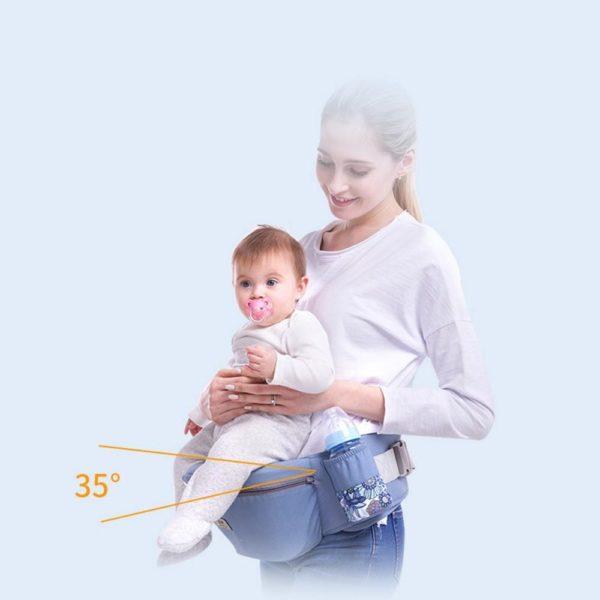 0 48 M porte b b ergonomique b b porte b b Hipseat face avant ergonomique 8472d1bb 40c7 4c34 84ed 48cb93c539bc Porte-bébé Ergonomique : Protéger la Colonne Vertébrale de Votre Bébé