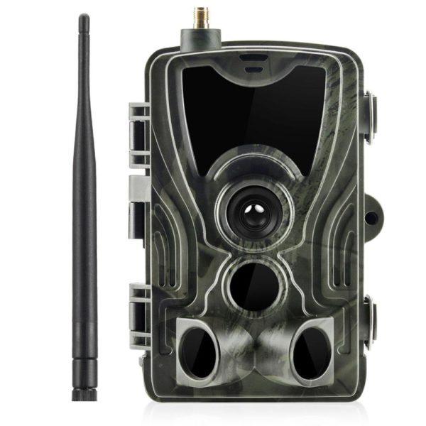 0 Cam ra de chasse Mobile cellulaire 2G MMS SMS 16MP 1080P infrarouge sans fil Vision nocturne Camera Chasse : Obtenez Des Photos et Vidéos Directement Sur Votre Portable