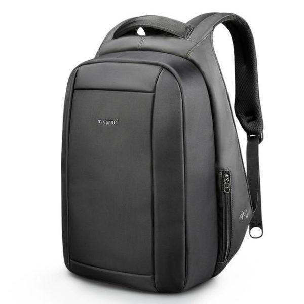 0 Tigernu Hidden Anti theft Zipper 15 6 inch Men School Laptop Backpacks Water Repellent Travel 20L Sac à Dos voyage Anti-vol : Chargeur USB, Waterproof, Anti-choc, Anti-coupure