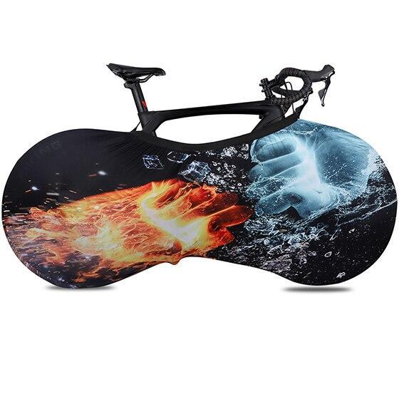 Couvercle De Roue De Vélo: Protégez Vos Roues De La Poussière Et Des Rayures - Style 1 / Moyen