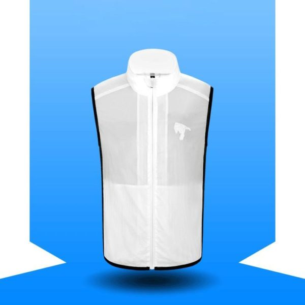1 PARATAGO t ventilateur gilet de refroidissement hommes femmes climatisation Cool manteau ext rieur Protection solaire veste Gilet De Refroidissement Par Ventilateur Pour Hommes: L'été N'est Plus Chaud
