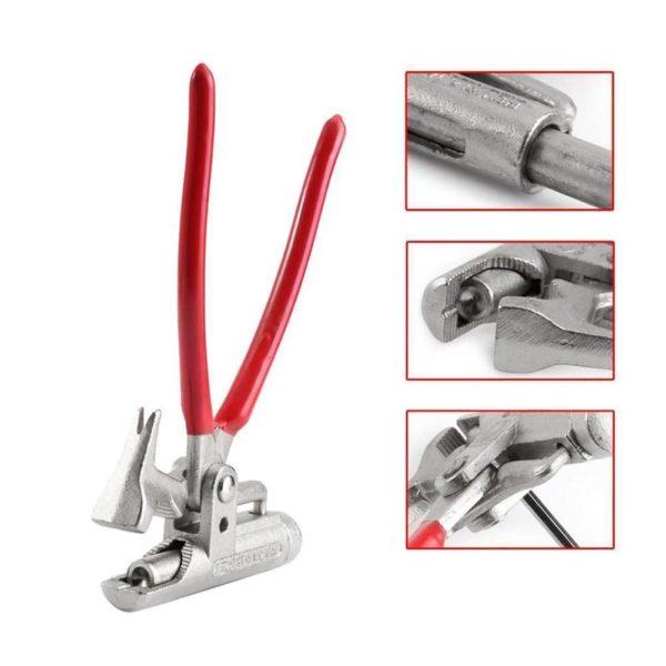 1 pi ces multi fonction acier marteau tout en un marteau outils maison rouge acier universel Marteau En Acier Multifonction: Idéal Pour Une Grande Variété De Tâches