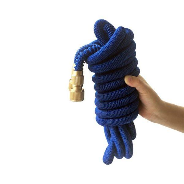 10 HTB 1 Magic Hose : Flexible et Tuyau Arrosage Extensible Avec Pistolet D'arrosage
