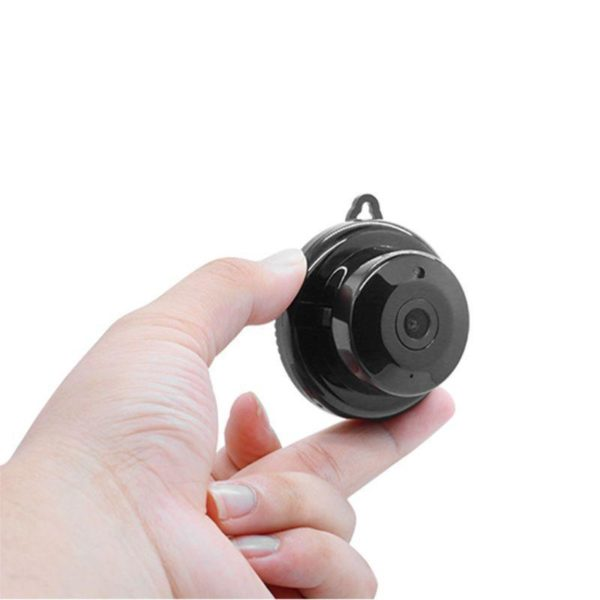 12 Hce436e9e7b62444ea8309d140212ee93B Mini Caméra De Surveillance: prend des photos et des vidéos instantanées