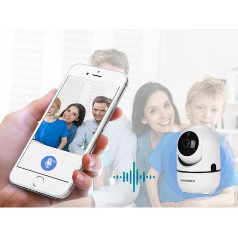 14661438387264 large 1 Caméra Surveillance Ip Wifi: Solution Pour Une Surveillance À Distance 1080p