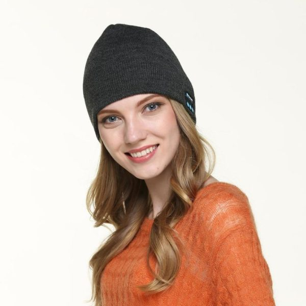 Bonnet D'hiver : Avec Haut-parleur Sans Fil Bluetooth