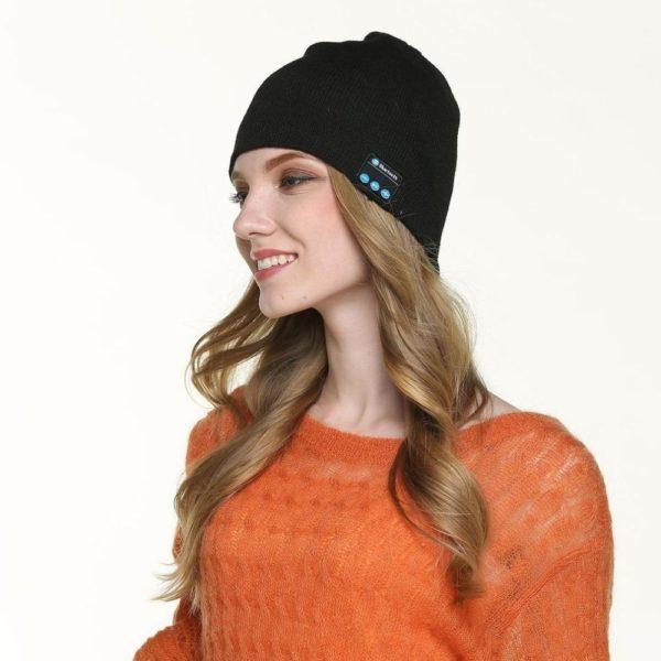 16 HTB124NJX5HrK1Rjy0Flq6AsaFXaA Bonnet D'hiver : Avec Haut-parleur Sans Fil Bluetooth